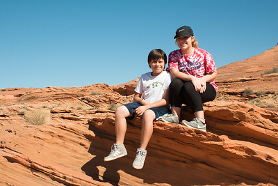 2016-10-22  Glen Canyon National Recreation Area, Page, Arizona