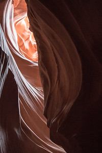 2016-10-22  Upper Antelope Canyon, Page, Arizona