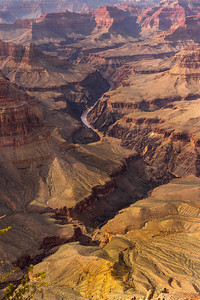 View of Grand Canyon  from Pima Point