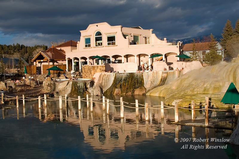 NoMR, The Springs Resort, Natural Hot Springs in Pagosa Springs, Colorado