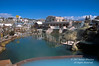 Winter, The Springs Resort, Natural Hot Springs in Pagosa Springs, Colorado, USA, North America