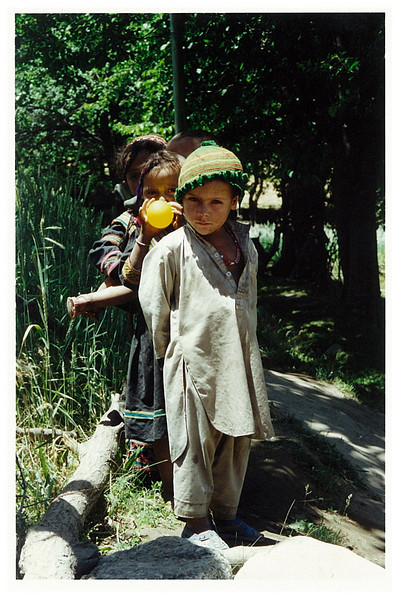 Kalash people.