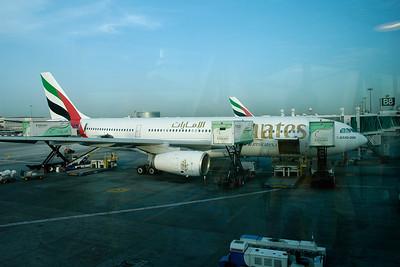 Dubai International Airport, Dubai, UAE
