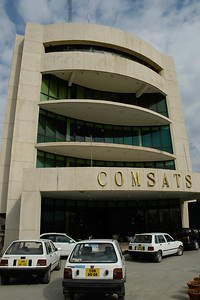 COMSATS (Commission on Science and Technology for Sustainable Development in the South) is an international organization. It aims to reduce the ever-growing gap between the developed and developing world through useful applications of science and technology. Islamabad, Pakistan.  Website http://www.comsats.org.pk