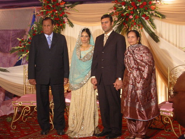 Pakistan - Zaeem&Amena's wedding