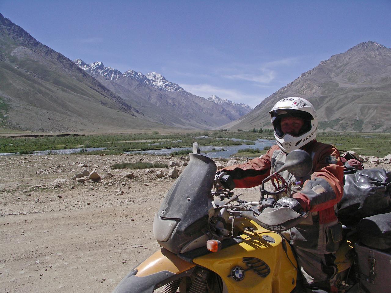 Shandur Pass  (Eastern decent)