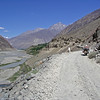 Chitral - Shandur Pass road