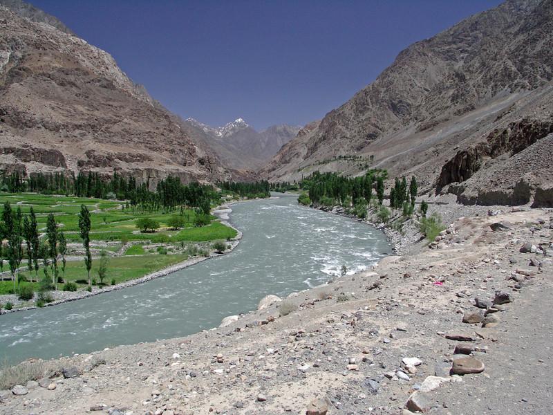 Shandur Pass - Gilgit road
