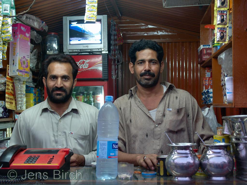 Merchants in Lahore