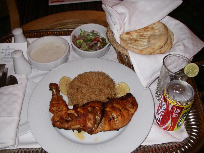 Scrawny Chicken Tikka