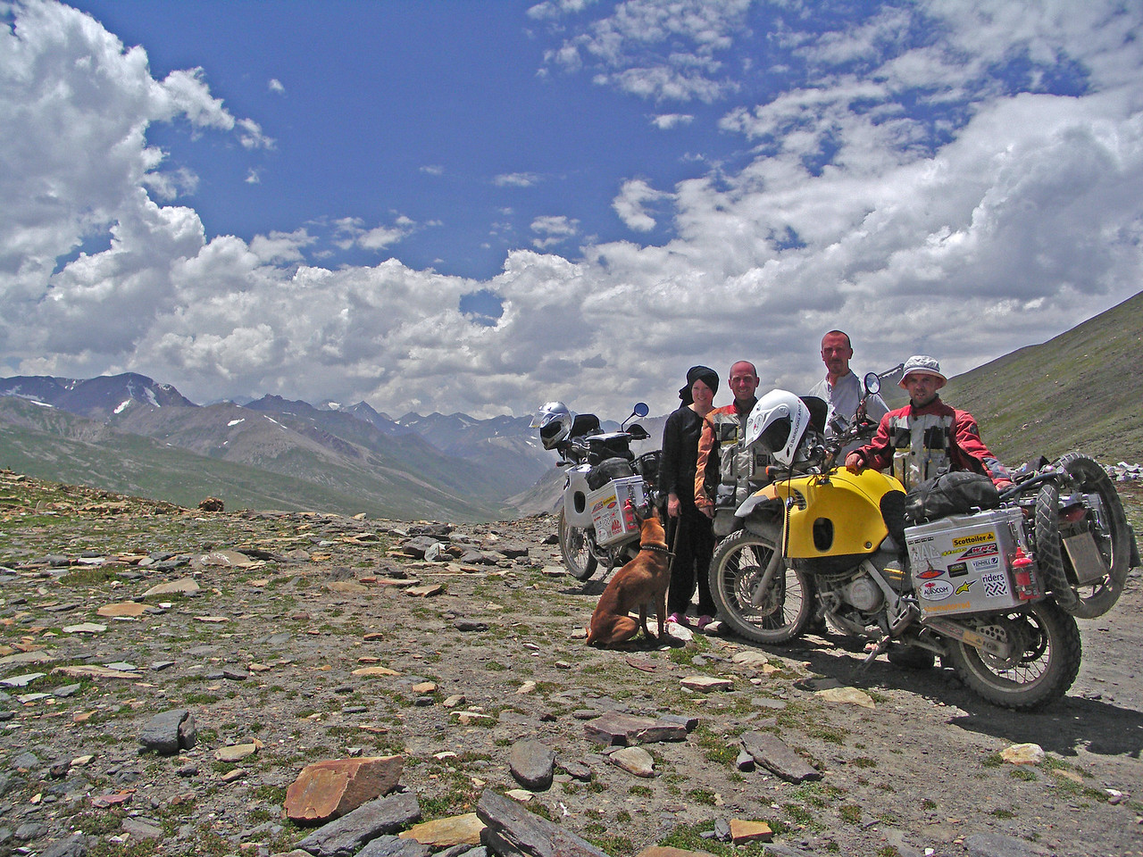 Babusar Pass