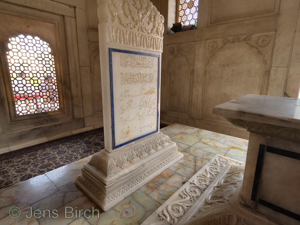 Tomb of Iqbal