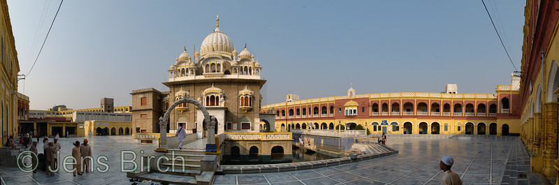 Punja Sahib Sikh temple in Pakistan