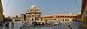 Punja Sahib Sikh temple in Pakistan