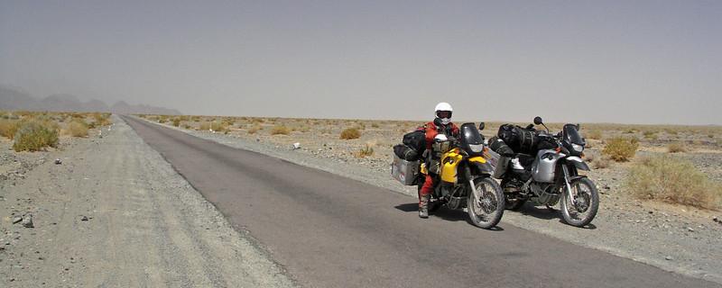 Taftan - Quetta. 650Km of nothing!