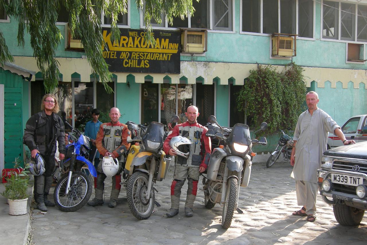 Karakoram Inn, Chilas