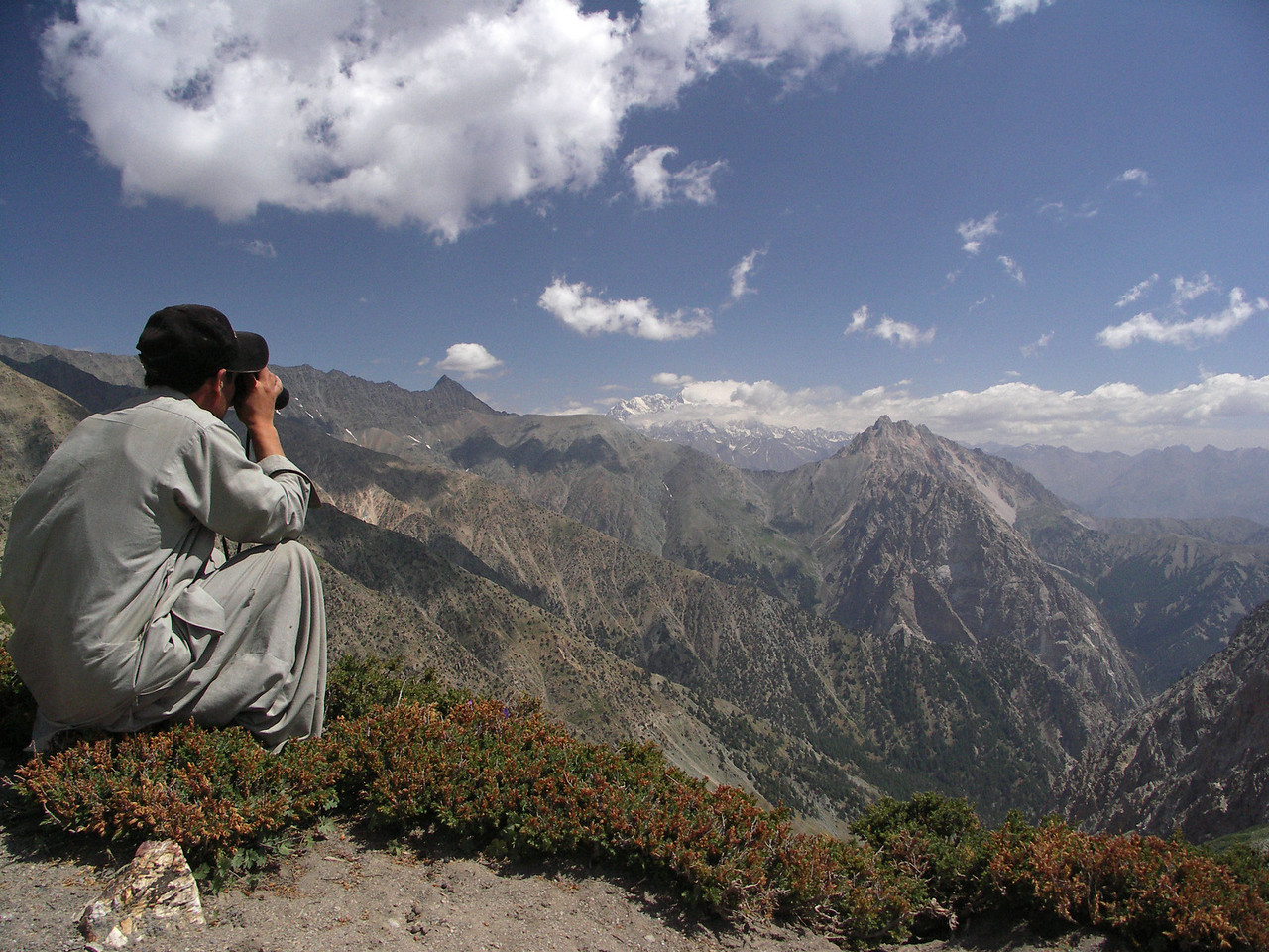 Rumber Valley - Chitral Goi NP Trek - Day 2