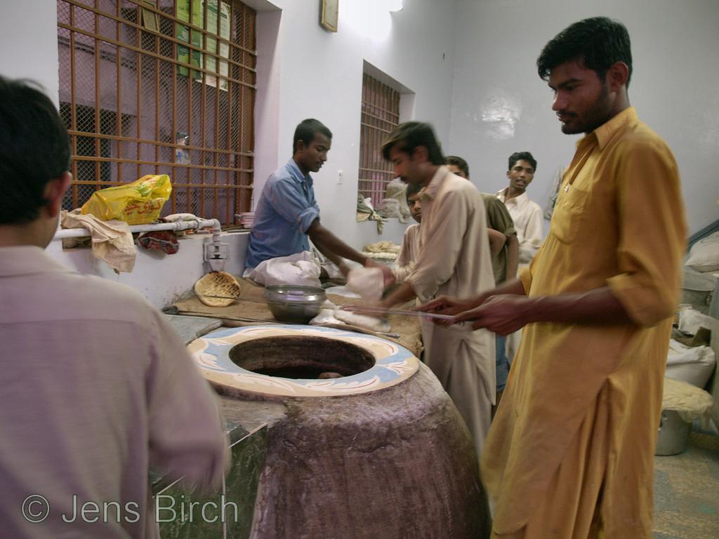 Street food in Lahore