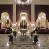 Lobby of the Serena Hotel, Islamabad.
