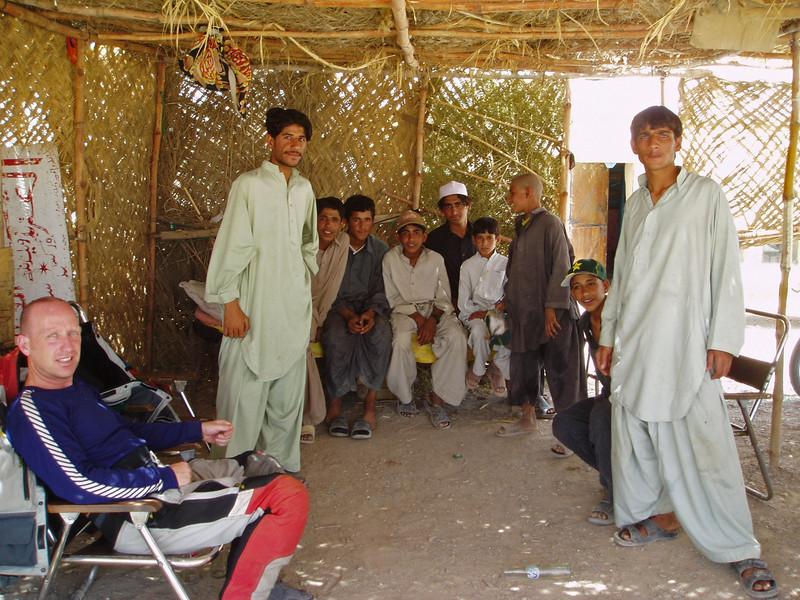 Taftan - Quetta Road