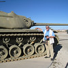Yuma - outdoor Tank Museum near the Proving Ground