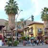 Main town center
