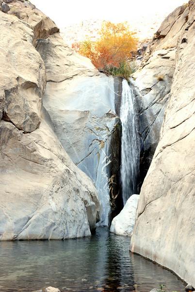 Tahquitz waterfall