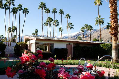 Motel in Palm Springs