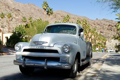 """Classic desert """"work truck"""" for Palm Springs 2/09/2013"""