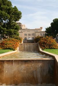 Fountain, Palma de Mallorca