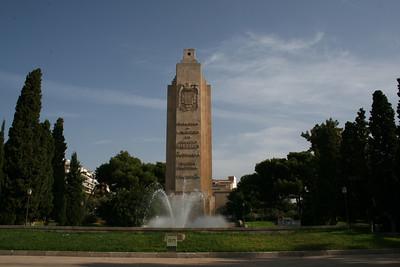War memorial, Palma de Mallorca