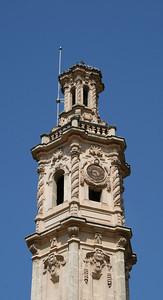Poble Espanol Tower