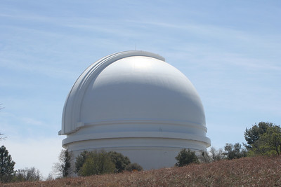4/14/07 Palomar Observatory, S6 Cleveland National Forest, N. San Diego County, CA