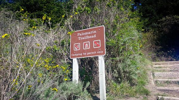 Palomarin Trailhead