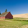 Barn near Paridise Ridge