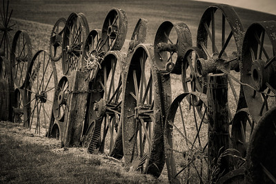 Wheel Fence, Uniontown