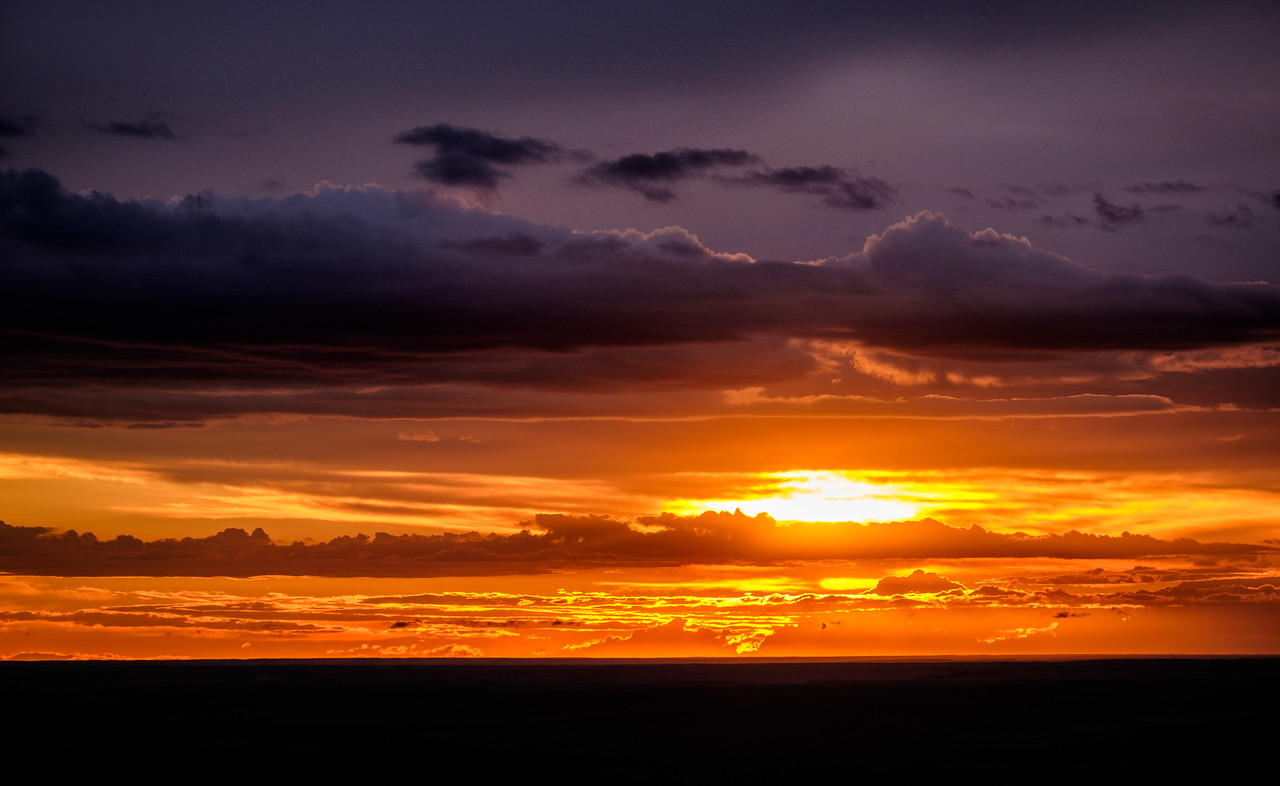Steptoe Butte Sunset