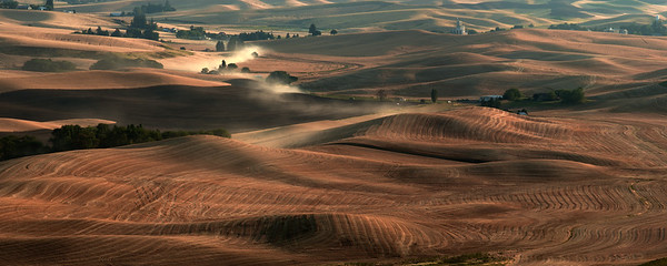 Palouse, Washington State, US -3130