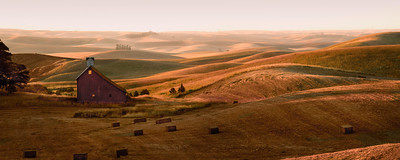 Palouse, Idaho State, US -2