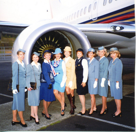 Pan Am Memories & Uniforms for Charity