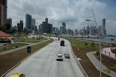 Ciudad De Panamá Cinta Costera