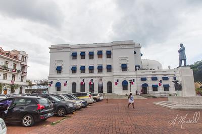 Casco Antiguo Near French Embassy