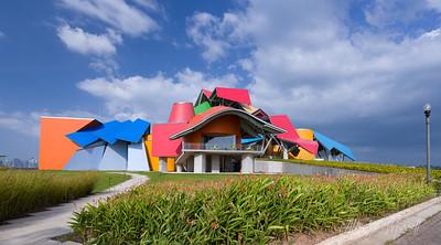Biomuseum -  Panamá