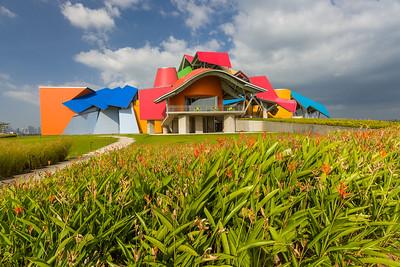 Biomuseum -  Panamá Biomuseum Panama