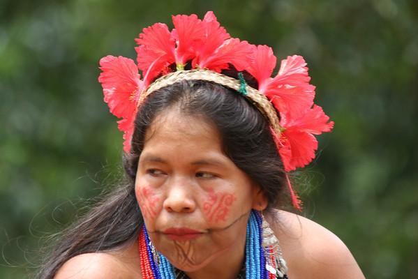 The Embera • Panama