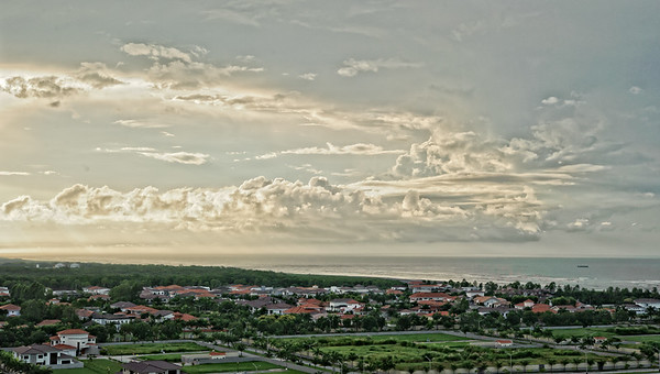View from Costa de Este