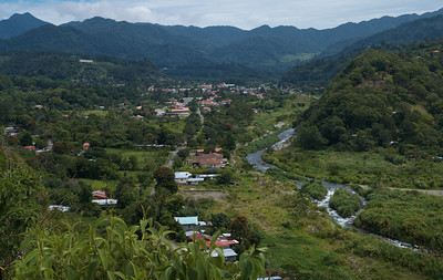 Boquete, Panama September, 2103