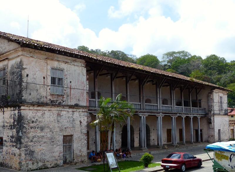 17th Century Customs House, Portobelo
