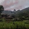 Dawn at Los Quetzales Ecolodge