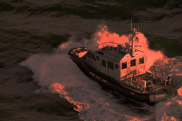 Broward County Sheriff Boat